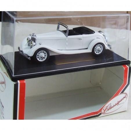 PANHARD - Cabriolet 1935 Blanc - CLASSIQUES