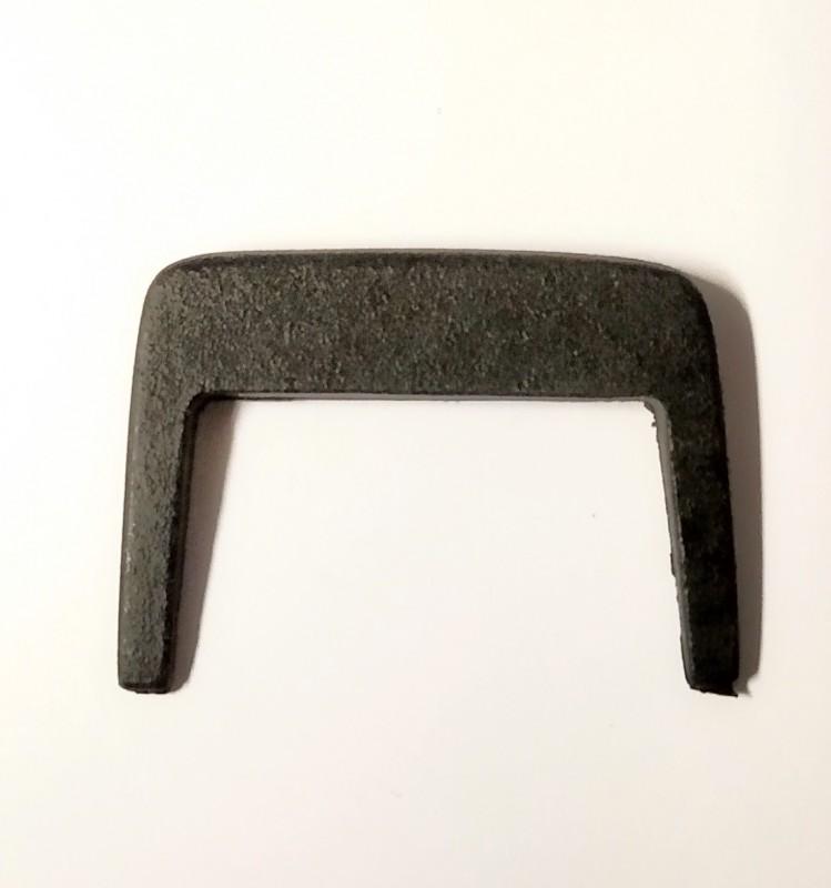 Capote en résine - Noir - 34.30 x 24 mm - Ech 1:43
