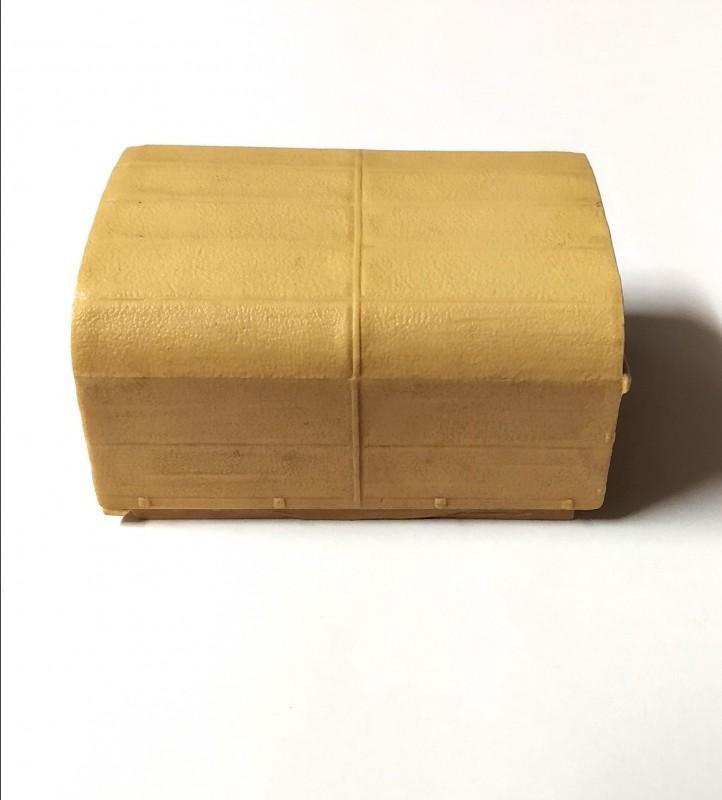 Serre-joint en laiton monobloc