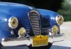 2 Plaques de Rallye - Metal - 10.80 x 4.80 mm - Ech 1:43