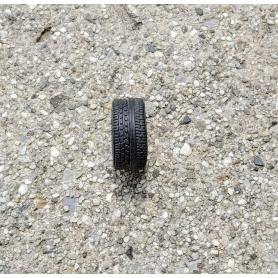 Flexible tires per 4 - interior ø 10.30 mm - 1 / 43rd