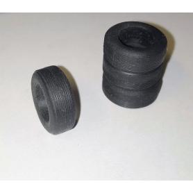 Neumáticos de resina...
