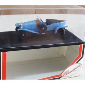 BUGATTI - T23 Brescia Crosley 1923 bleu - CLASSIQUES