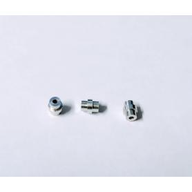 Pièces diverses : RACCORD en aluminium - Ech 1/50 - X5