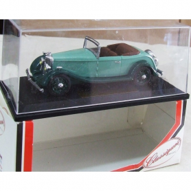 PANHARD - Cabriolet 1935 Vert 2 tons - CLASSIQUES - 1/43ème