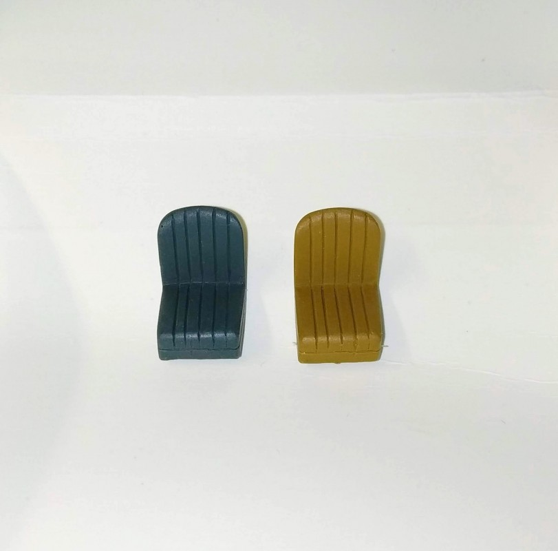 Profilé styrène Plat 2,0 mm