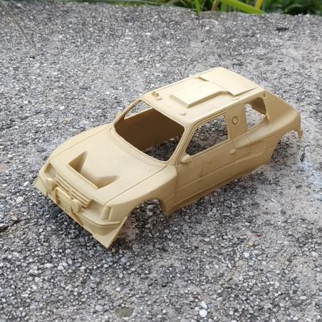 Carrosserie - Peugeot 205 T16 - Provence Moulage - Ech 1:43