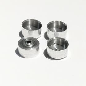4 aluminum rims ø 10.50 mm - CPC Production