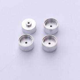4 aluminum rims - ø 8.20 mm - CPC Production