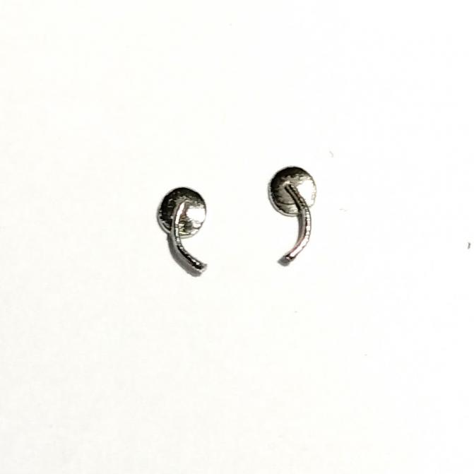 Specchi in metallo bianco - 1/43 - X2