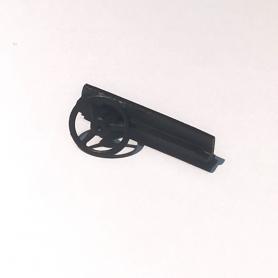 Tableau de bord 1:43 Largeur 22.50 mm Résine noir