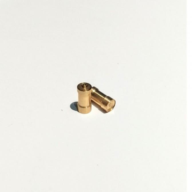 2 Réservoirs en laiton - 9.80 mm - CPC Production
