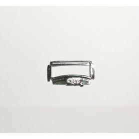 White Metal windshield - Panhard Cab 1935 - Scale 1:43