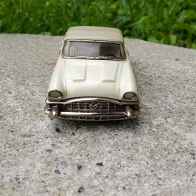 "Miniature automobile - CHEVROLET PANEL TRUCK 1939 ""NORMAN ROCKWELL""- 1"