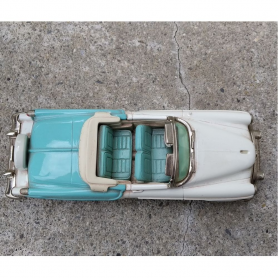 Occasion : OLDSMOBILE Fiesta 1953 - Bleu/Blanc - BROOKLIN BRK39 - 1:43