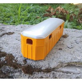 PINDER - Transport case - Ech. 1:43 - As is