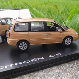 Citroën C8 Cognac - NOREV - Ech 1:43