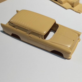 Miniature automobile - FORD MUSTANG SHELBY BOSS 302 TRANS AM U100 ALLA