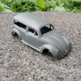 Carrosserie COCCINELLE Break - 1:43 - Ministyle
