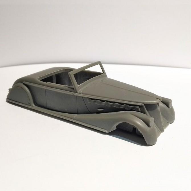 Carrosserie Renault Suprastella Cabriolet - 1:43 - Classiques (CCC)