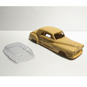 Carrosserie CHRYLSER Town & Country - 1:43 - Résine brut - PROVENCE MOULAGE