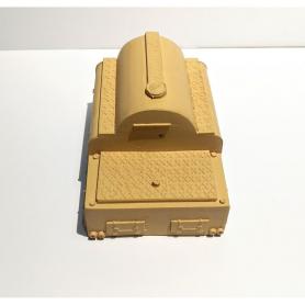 Miniature de bus - MERCEDES-BENZ 300SL BLEUE- 1/87 -Schuco