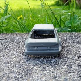 """Miniature de camion - MITSUBISHI FUSO CANTER GALLIN CCRL """"TDF 2017""""-1/"""