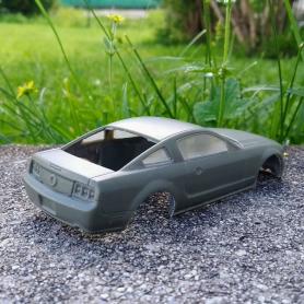 "Miniature de camion - MITSUBISHI FUSO CANTER GIMAEX FPTL ""72 SARTHE""-1"