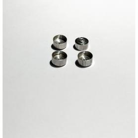 4 aluminum rims ø10X6 mm - CPC Production
