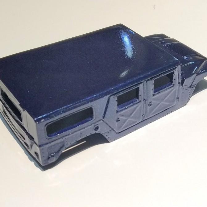 Miniature de camion - SCANIA 111 CALBERSON-1/43-IXO MODELS