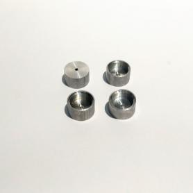 4 aluminum rims ø10 x 6 - JA131A - CPC Production