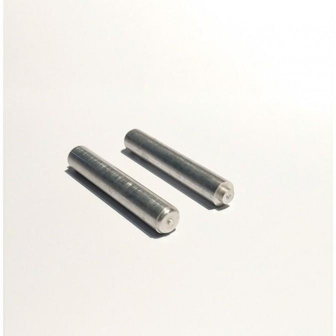 2 cylindres - Aluminium - ø 7 x 43 mm - CPC Production