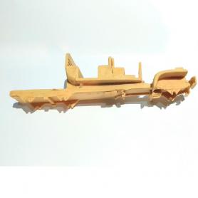 """Miniature de camion - VOLKSWAGEN T3 BUS CAMOUFLAGE """"BUNDESWEHR""""- 1/87"""