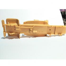 Miniature de camion - PANTHER ROSENBAUEUR FLF 6X6 AVEC LANCE INCENDIE-