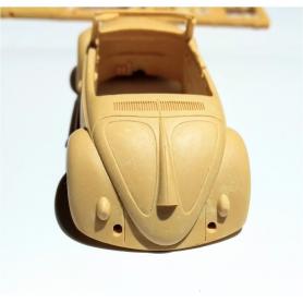 "Miniature de camion - BERLIET GLR 8M ""PERRIER"" 1960-1/43-IXO MODELS"