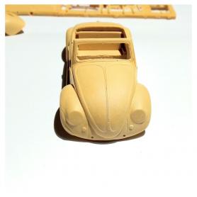 Miniature de camion - MAN TGS 18.340 GRANDE ECHELLE POMPIER- 1/50 -SIK