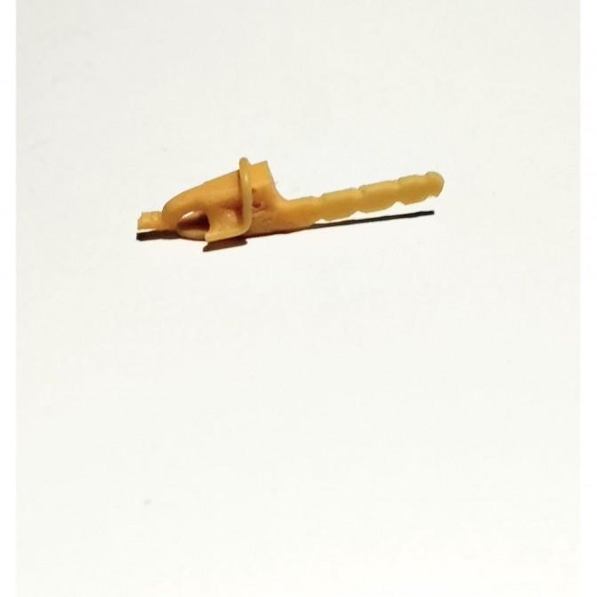 Tronçonneuse en résine - 23 mm - À peindre - CPC Production - 1:43