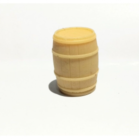 Resin barrel - Height 25.30 mm - CPC Production