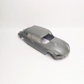 Miniature de véhicule militaire - PANHARD EBR-75 FRANCE 1960-1/72-SOLI