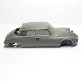 Miniature de véhicule militaire - LANDWASSERSCHLEPPER 1 ALLEMAGNE 1945