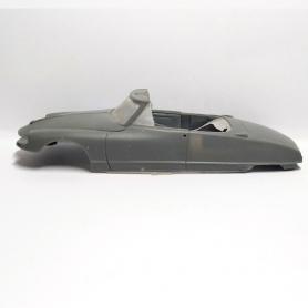 Miniature de véhicule militaire - GMC M12 FRANCE 1944-1/72-SOLIDO