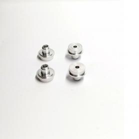 Aluminium 4 Moyeux   ø 3.75 X 4.20 mm 1:43