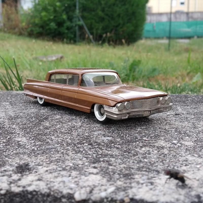 Cadillac Fleetwood 1962