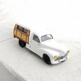 En l'état - Peugeot 203 Woodie - 1:43 - JPS
