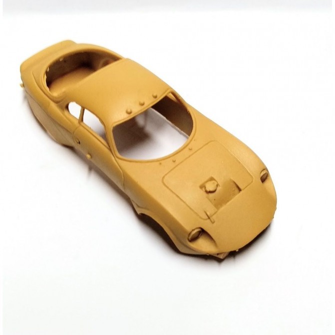 Aerodjet RENE BONNET - Le Mans 1964 - N°56 - 1:43 - Jiegle Models