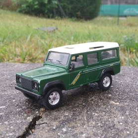 Occasion - Land Rover Defender - 1/43 - Solido