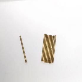 10 axes ø1.50 X Long. 31 mm - Laiton - CPC Production