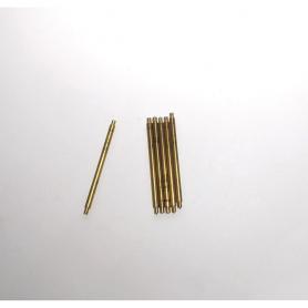 6 Axes - Longueur 34 mm - Laiton - CPC Production