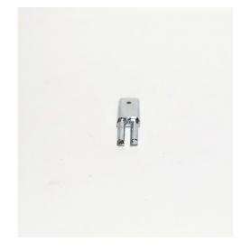 Doubles sorties d'échappement - White Metal chromé - Ech 1:43
