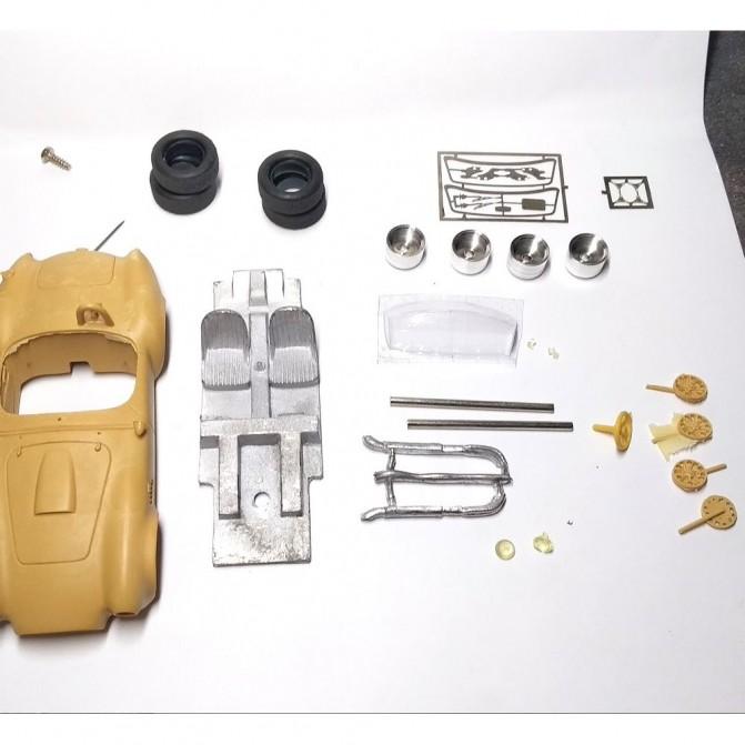 EVERGREEN - REC . 355x0 , 76x3 , 96mm- - Matériau